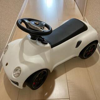 ポルシェ(Porsche)のポルシェ 押し車 子供 おもちゃ(手押し車/カタカタ)