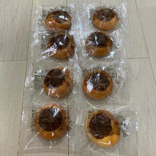 プリンまんじゅう☆8個(菓子/デザート)
