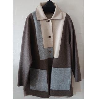 AJUDA アジューダ  羊毛 カシミヤ コート(その他)