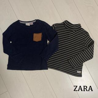 ZARA KIDS - ZARA Baby☆ロンT 2枚セット