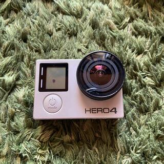 ゴープロ(GoPro)のGopro  HERO4 silver モトブログセット(コンパクトデジタルカメラ)