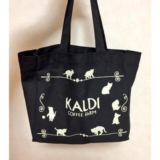 カルディ(KALDI)のKALDI 猫バック(トートバッグ)