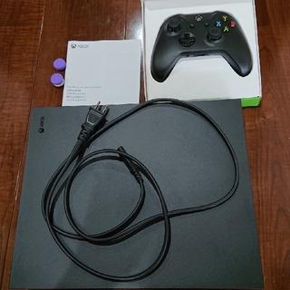 マイクロソフト(Microsoft)のxboxone x(家庭用ゲーム機本体)