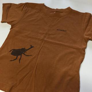 mont bell - m o n t  b e l l   Tシャツ