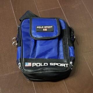 ポロラルフローレン(POLO RALPH LAUREN)のポロスポーツ ショルダーバッグ(ショルダーバッグ)