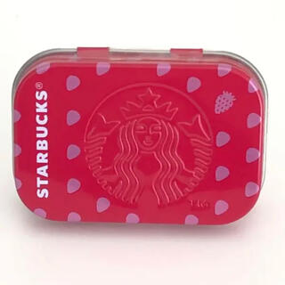スターバックスコーヒー(Starbucks Coffee)のスターバックス アフターミント ⭐︎ イチゴ味 (菓子/デザート)