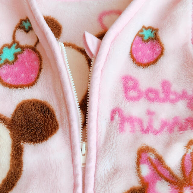 Disney(ディズニー)のかいまき毛布  キッズ/ベビー/マタニティのキッズ/ベビー/マタニティ その他(その他)の商品写真