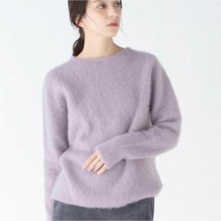 ドゥロワー(Drawer)の新品 完売品 ATON カシミヤ セーター タグ付き(ニット/セーター)