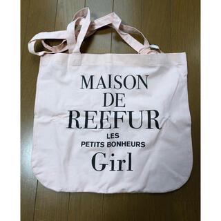 メゾンドリーファー(Maison de Reefur)の未使用 メゾンドリーファー トート(トートバッグ)