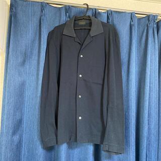 トゥモローランド(TOMORROWLAND)のTomorrowland トゥモローランド シャツ ジャケット コットンシャツ(シャツ)