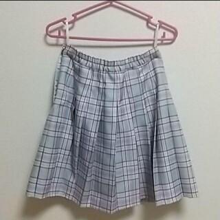 レピピアルマリオ(repipi armario)のフォーマル 卒業式 プリーツスカート チェック柄 ピンク(スカート)