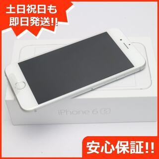 アイフォーン(iPhone)の新品 SIMフリー iPhone6S 32GB シルバー (スマートフォン本体)