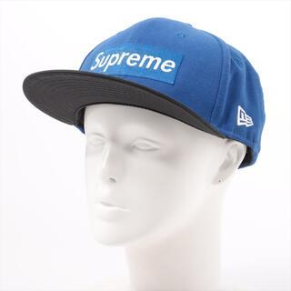 Supreme - シュプリーム  ゴアテックス  ブルー レディース キャップ