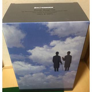 メディコムトイ(MEDICOM TOY)のBE@RBRICK Rene Magritte  100% & 400%(その他)