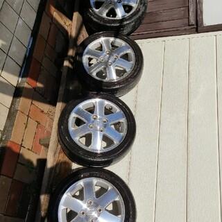 グッドイヤー(Goodyear)のタイヤ ホイール 格安 155-65-14 グッドイヤー 4本セット(タイヤ・ホイールセット)