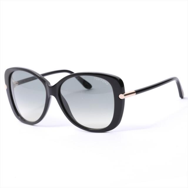 TOM FORD(トムフォード)のトムフォード リンダ プラスチック  ブラック レディース サングラス レディースのファッション小物(サングラス/メガネ)の商品写真