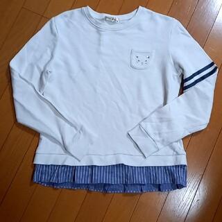ポンポネット(pom ponette)のポンポネット トレーナー 160(Tシャツ/カットソー)
