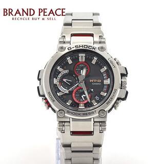 カシオ G-SHOCK Gショック MTG-B1000B シルバー メンズ腕時計(腕時計(デジタル))
