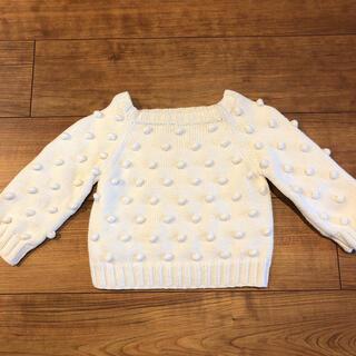 penooras Popcorn Sweater - Natural(その他)