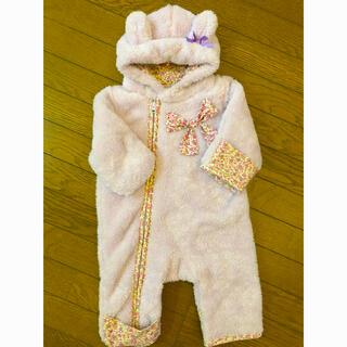 fafa - 防寒 カバーオール ジャンプスーツ