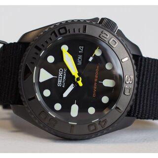 セイコー(SEIKO)の【G55amg様専用】セイコー5 SRPD79 カスタム mod(腕時計(アナログ))