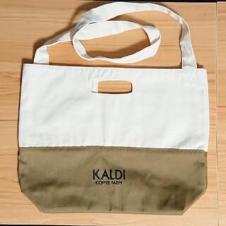 カルディ(KALDI)のカルディ コーヒーの日 トートバッグ(トートバッグ)