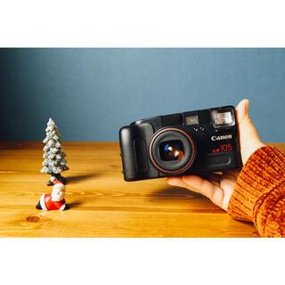 完動品✨Canon Autoboy zoom105 コンパクトフィルムカメラ