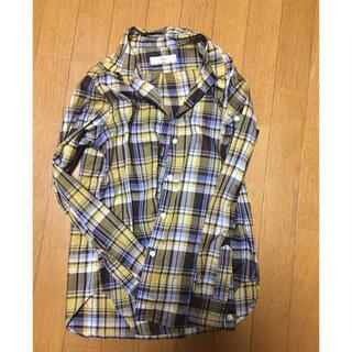 フレームワーク(FRAMeWORK)のharriss 金万 チェックシャツ未使用(シャツ/ブラウス(長袖/七分))