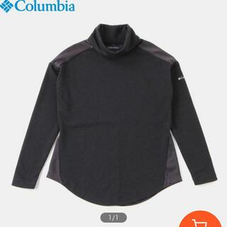 コロンビア(Columbia)の新品 コロンビア ブライスキャニオン タートルネック レディース  AR1204(カットソー(長袖/七分))