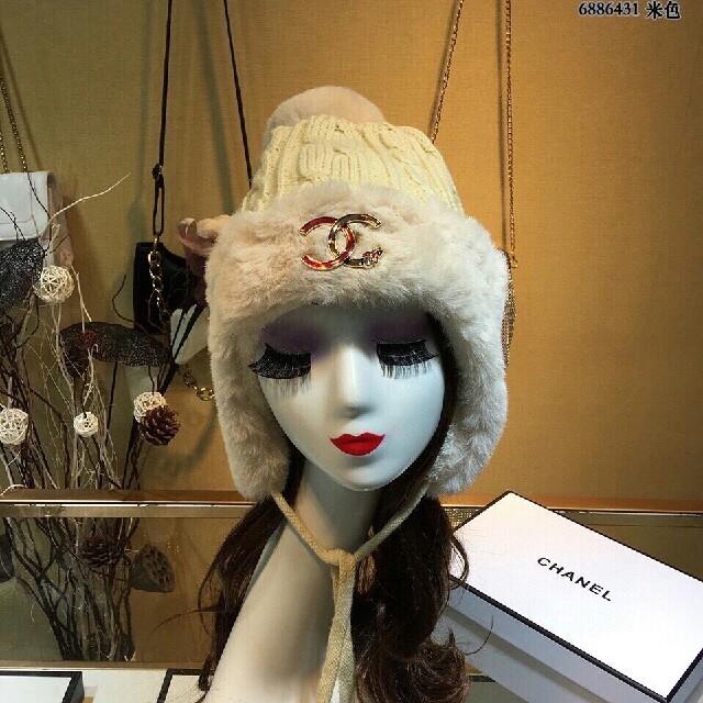 CHANEL(シャネル)の2020AW シャネル 帽子 キャップ 当店で二枚を買うと12000円です レディースの帽子(キャップ)の商品写真