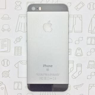 アイフォーン(iPhone)の【B】iPhoneSE/16GB/359225071655534(スマートフォン本体)