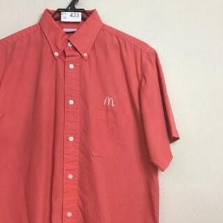マクドナルド(マクドナルド)のES18-433 U【USAマクドナルド】クルーシャツ(Tシャツ/カットソー(半袖/袖なし))