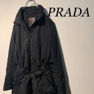 プラダ(PRADA)のプラダ PRADA  ダウンコート ロングコート レディース(ダウンコート)