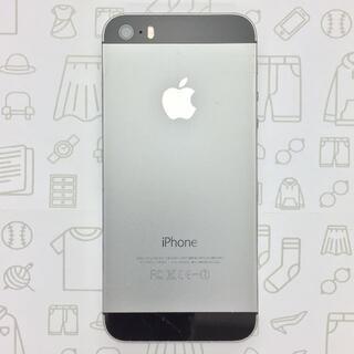 アイフォーン(iPhone)の【B】iPhone5s/16GB/358805053377305(スマートフォン本体)
