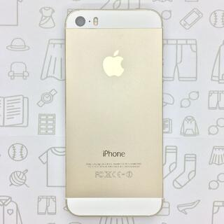 アイフォーン(iPhone)の【A】iPhone5s/64GB/358757053819762(スマートフォン本体)