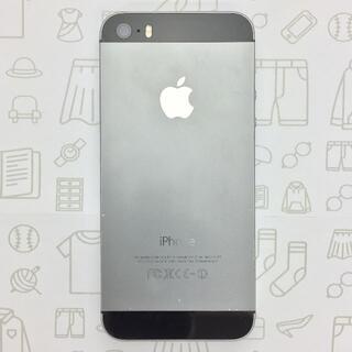 アイフォーン(iPhone)の【B】iPhone5s/16GB/357994050868051(スマートフォン本体)