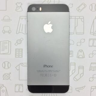 アイフォーン(iPhone)の【B】iPhone5s/16GB/357994050196933(スマートフォン本体)
