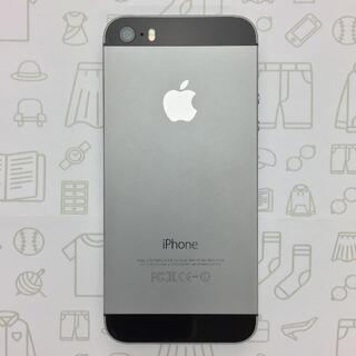 アイフォーン(iPhone)の【A】iPhone5s/16GB/352003061677330(スマートフォン本体)