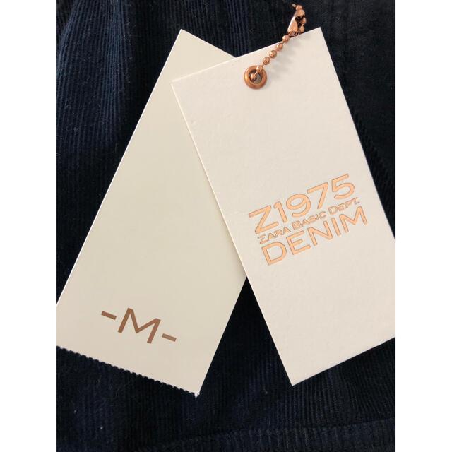 ZARA(ザラ)のZARA ザラ サロペット Mサイズ 新品未使用 レディースのパンツ(サロペット/オーバーオール)の商品写真