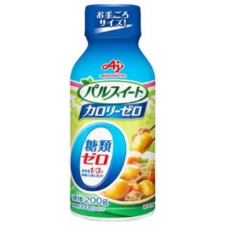 アジノモト(味の素)のパルスイート(液体)×10本(調味料)