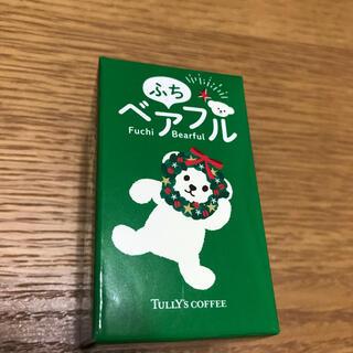 タリーズコーヒー(TULLY'S COFFEE)の新品 未開封 タリーズ ふちベアフル リース ♡ クリスマス ホリデー(その他)