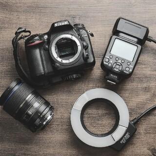 口腔内写真カメラセット【高画素・ダブルスロット】D7100 マニュアル付(デジタル一眼)