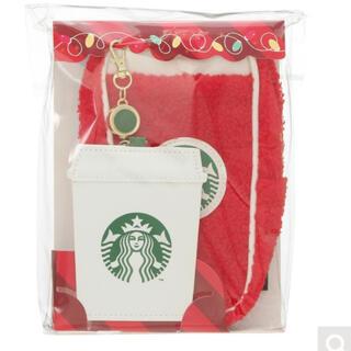 スターバックスコーヒー(Starbucks Coffee)のホリデー2020ペンシルケース&パスケースCups スタバ(ペンケース/筆箱)