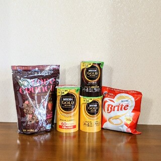 Nestle - NESCAFE バリスタ詰め替え✨ダークチョコレート&レッドベリー付き✨