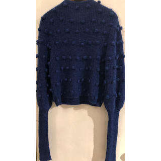 holiday - 【HOLIDAY/ホリデイ】PONPON MOHAIR KNIT TOPSニット
