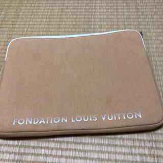 LOUIS VUITTON - フォンダシオン ルイヴィトン パソコンケース クラッチバッグ