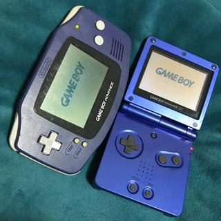 ゲームボーイアドバンス(ゲームボーイアドバンス)のどらちゃん様専用 ゲームボーイアドバンス、SP 本体 ジャンク扱い(携帯用ゲーム機本体)