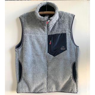 チャムス(CHUMS)の新品 CHUMS Bonding Fleece Vest チャムス ltgs(ベスト)