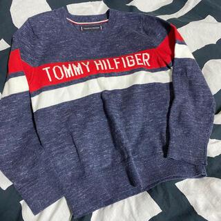 トミーヒルフィガー(TOMMY HILFIGER)のTOMMY HILFIGER(ニット)