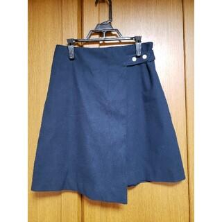 ムルーア(MURUA)のmurua 巻きスカート size:F(ミニスカート)